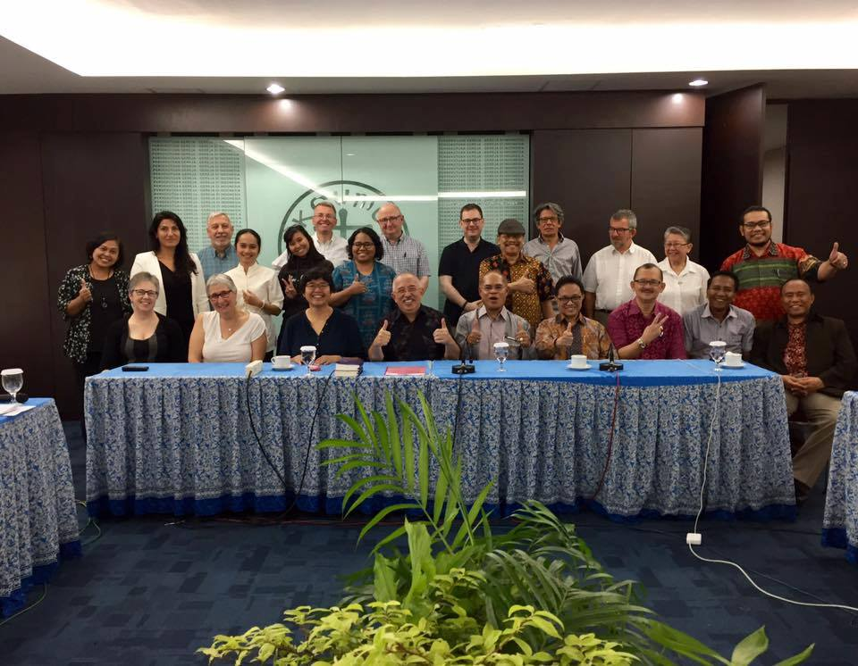 Jakarta commission internationale 2